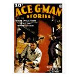 Historias del G-Man del as Postal
