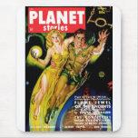 Historias del planeta - joya de la llama de los An Alfombrillas De Ratones