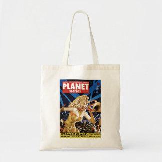 Historias del planeta - Warmaid del bolso de Marte