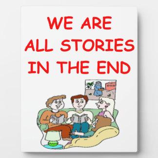 historias placa