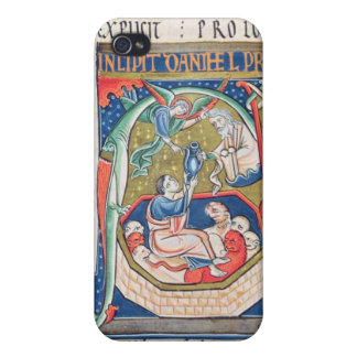 Historiated initial 'A' Depicting Daniel iPhone 4/4S Case