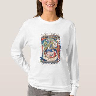 Historiated initial 'A' Depicting Daniel T-Shirt