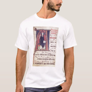 Historiated initial 'A' T-Shirt