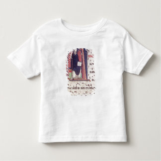 Historiated initial 'A' Toddler T-shirt