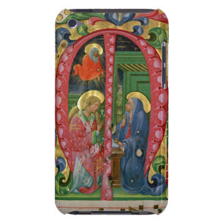 Historiated initial 'M' depicting The Annunciation Barely There iPod Case
