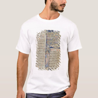 Historiated initial 'P' T-Shirt