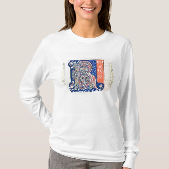 Historiated initial 'R' 2 T-Shirt