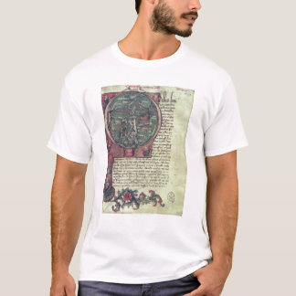 Historiated initial T-Shirt