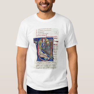 Historiated initial 'V' or 'U' T Shirt