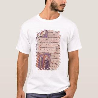 Historiated initials 'P' T-Shirt