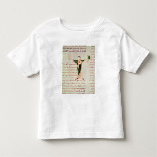 Historiated letter 'T' Toddler T-shirt