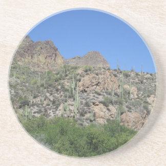 Historic Apache Trail Drink Coaster