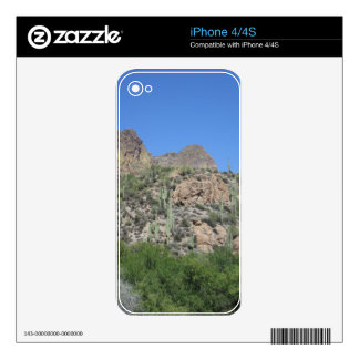 Historic Apache Trail iPhone 4S Decal