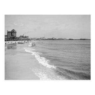 Historic Atlantic City Postcard