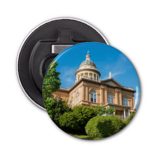 Historic Auburn California Courthouse Bottle Opener