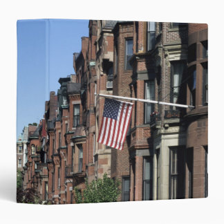 Historic back Bay Area, Boston, Massachusetts Binder