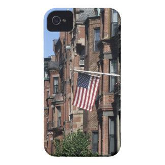 Historic back Bay Area, Boston, Massachusetts iPhone 4 Case