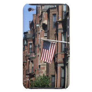 Historic back Bay Area, Boston, Massachusetts iPod Case-Mate Case