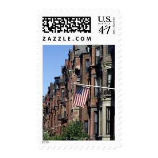 Historic back Bay Area, Boston, Massachusetts Postage