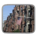Historic back Bay Area, Boston, Massachusetts Sleeve For iPads
