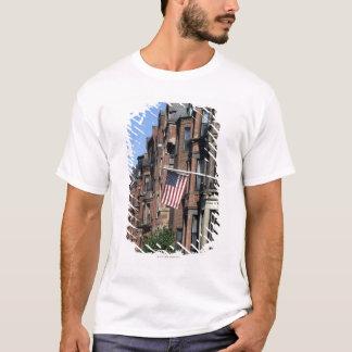 Historic back Bay Area, Boston, Massachusetts T-Shirt