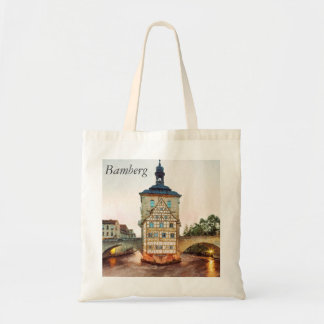 Historic Bamberg Tote Bag