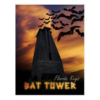 Historic Bat Tower Sugarloaf Key Florida Postcards