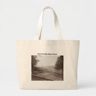 Historic Beersheba Springs Tennessee Large Tote Bag