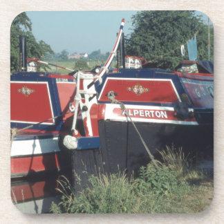 Historic boats Alperton and Darley Coaster
