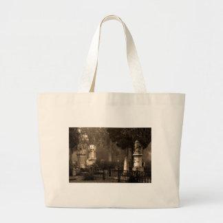 Historic Bonaventure Cemetery Tote Bags