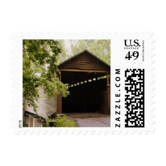 Historic Bridge Postage