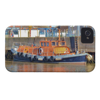 Historic British Lifeboat iPhone 4 Cover