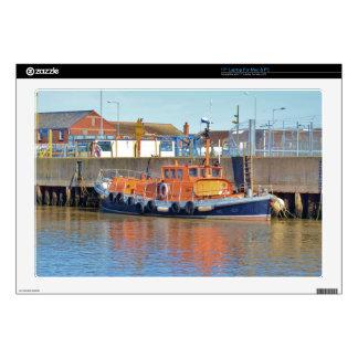 Historic British Lifeboat Laptop Skins