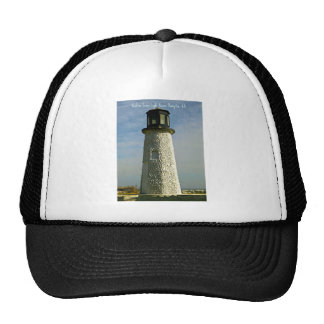 Historic Buckroe Beach Lighthouse Trucker Hat