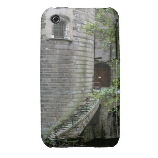 Historic building in Brittany, France iPhone 3 Cover