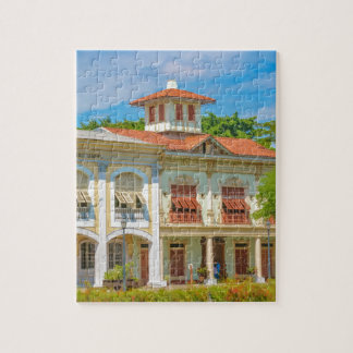 Historic Buildings, Guayaquil, Ecuador Jigsaw Puzzle