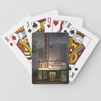 Historic Cabarrus Theater Card Deck
