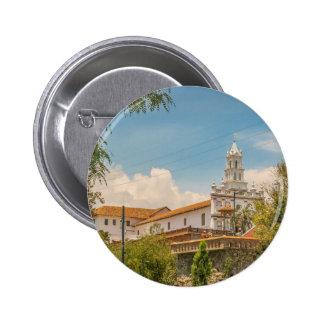 Historic Center of Cuenca, Ecuador Pinback Button