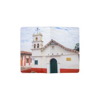 Historic Chapel in Bogota Pocket Moleskine Notebook