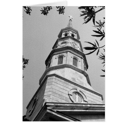 Historic Church Greeting Card
