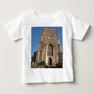 Historic Church In Hastings England Baby T-Shirt