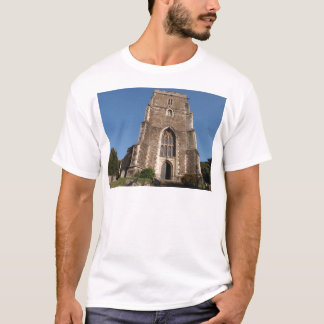 Historic Church In Hastings England T-Shirt