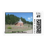 Historic Church Postage Stamps