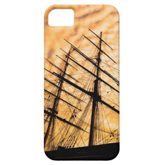 Historic Clipper English Sailing Ship iPhone 5 Covers