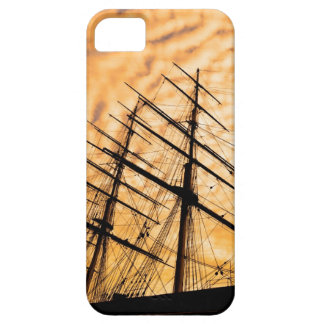 Historic Clipper English Sailing Ship iPhone SE/5/5s Case