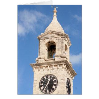 Historic Clocktower card