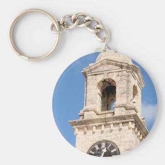 Historic Clocktower keychain