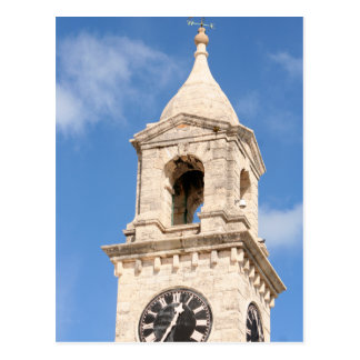Historic Clocktower postcard