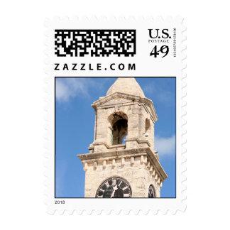 Historic Clocktower stamp
