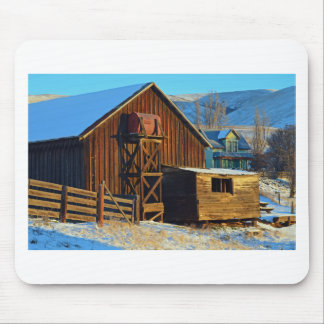 Historic Dalles Mt, Ranch Mouse Pad
